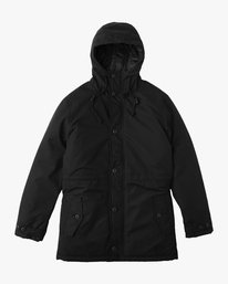 0 NO BOUNDARIES PARKA  F1JKRKRVF7 RVCA