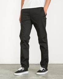 3 Weekend Stretch  - Pantaloni da Uomo  F1PTRARVF7 RVCA