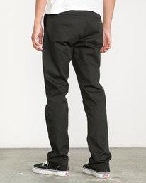 4 Weekend Stretch  - Pantaloni da Uomo  F1PTRARVF7 RVCA