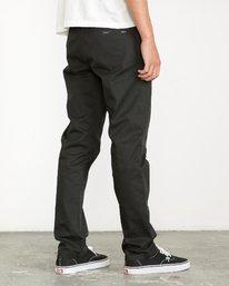 5 Weekend Stretch  - Pantaloni da Uomo  F1PTRARVF7 RVCA