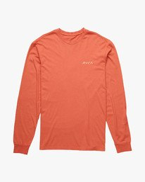 0 WOMENS DAY LS  H1LSSGRVP8 RVCA