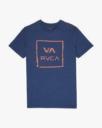 0 VA ALL THE WAY Blue H1SSRARVP8 RVCA