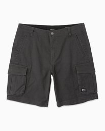 0 Wannabe Cargo - Short for Men Black H1WKJORVP8 RVCA