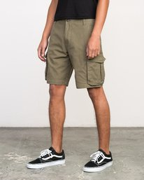 2 Wannabe Cargo - Short for Men  H1WKJORVP8 RVCA