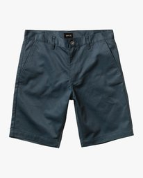 0 Weekend Stretch  - Stretch Shorts for Men Blue H1WKRZRVP8 RVCA