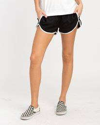 0 CRUISING SHORT Black H3WKRCRVP8 RVCA