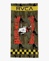 0 WARBIRD TOWEL  H5TOBARVP8 RVCA