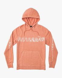 0 ELEVATION HOOD Marron L1HORIRVF8 RVCA