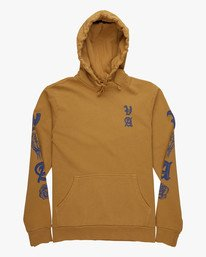 0 ROSE PUSH HOODY  L1HORORVF8 RVCA