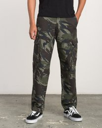 0 EXPEDITION CARGO PANT  L1PTRCRVF8 RVCA