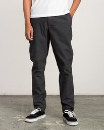 0 ALL TIME ARC PANT Black L1PTRGRVF8 RVCA