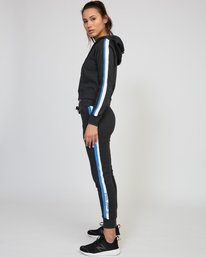 0 VA GUARD FLEECE JOGGER Black L4PTWDRVF8 RVCA
