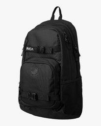 0 Estate Delux Backpack Black L5BPRBRVF8 RVCA