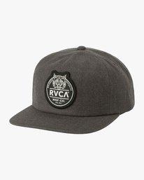RVCA PATCH CAP  L5CPRGRVF8