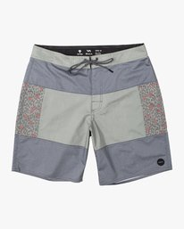 0 IGGY TRUNK Green M1103RIT RVCA
