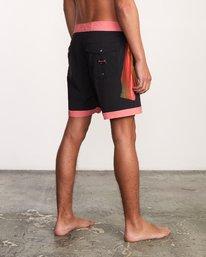 "6 Alex Knost 17"" Boardshort Pink M122URAK RVCA"