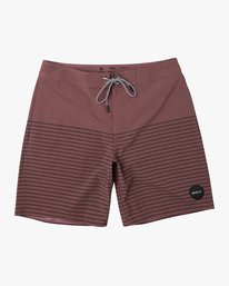 "0 Curren Caples 18"" Boardshort Grey M163TRCU RVCA"