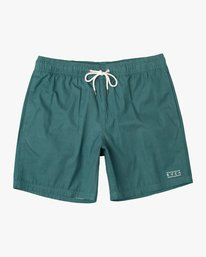 "0 Tom Gerrard Elastic 17"" Trunk Green M170TRGE RVCA"