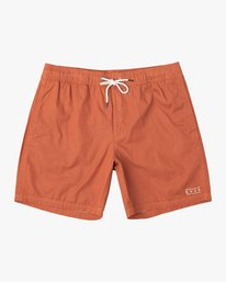 "0 Tom Gerrard Elastic 17"" Trunk Orange M170TRGE RVCA"