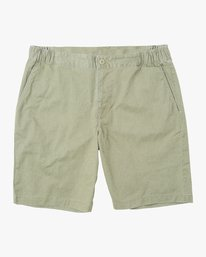 0 All Time Session Short Green M201TRSE RVCA
