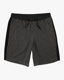 0 Premium Sweat Short Black M202SRPR RVCA