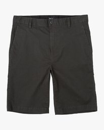 0 Daggers Chino Short Black M202TRDC RVCA