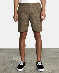 0 ALL TIME STILLWELL SHORT Brown M2032RAS RVCA