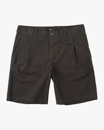 0 Chaos Chino Short Black M203QRCH RVCA