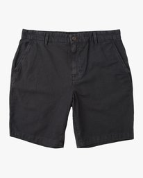 0 Butterball Over Dye Short Black M205PRBU RVCA