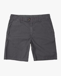 0 Nomad All Time Short Grey M207PRNO RVCA
