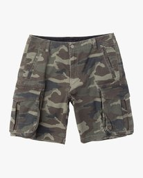 0 Wannabe Cargo Short Brown M209PRWA RVCA