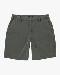 0 ALL TIME RINSED COASTAL HYBRID SHORT Multicolor M211TRCR RVCA