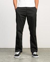0 Americana Pant Black M301LRAP RVCA