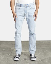 0 DAGGERS SLIM FIT DENIM Multicolor M3023RDA RVCA