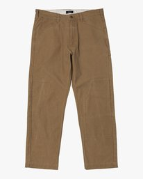 0 CHAINMAIL RELAXED FIT PANT Brown M3043RCH RVCA