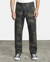 0 CHAINMAIL RELAXED FIT PANT Black M3043RCH RVCA