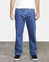 1 Recession | Americana Relaxed Fit Denim Jeans Multicolor M3073RAM RVCA