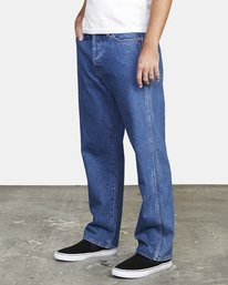 3 Recession | Americana Relaxed Fit Denim Jeans Multicolor M3073RAM RVCA