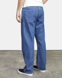 4 Recession | Americana Relaxed Fit Denim Jeans Multicolor M3073RAM RVCA