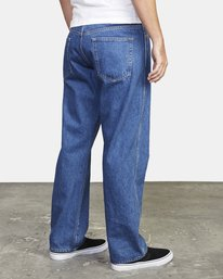5 Recession | Americana Relaxed Fit Denim Jeans Multicolor M3073RAM RVCA