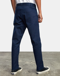 5 NEW DAWN MODERN STRAIGHT FIT PANT Blue M3073RPR RVCA