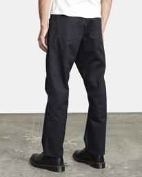 4 NEW DAWN MODERN STRAIGHT FIT PANT Black M3073RPR RVCA
