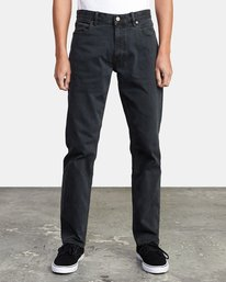 0 week-end STRAIGHT FIT DENIM Multicolor M3133RWK RVCA