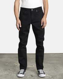 0 ROCKERS SKINNY FIT DENIM Grey M3143RRO RVCA