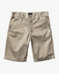 0 Week-End Shorts Green M3211WES RVCA
