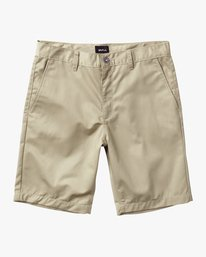 0 Week-End Shorts Beige M3211WES RVCA
