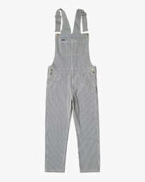 0 CHAINMAIL RELAXED FIT OVERALL Blue M3263RNH RVCA