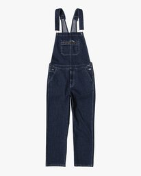 0 NAILHEAD RELAXED FIT OVERALL 3 Multicolor M3273RNH RVCA