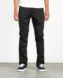 0 Week-End Pants Black M3307WEP RVCA