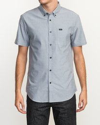 0 That'll Do Oxford Shirt White M3514TDS RVCA